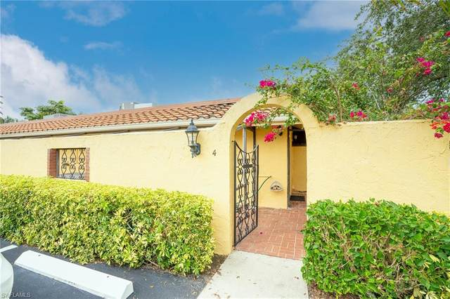 186 Harrison Rd H-4, Naples, FL 34112 (MLS #221040951) :: Realty World J. Pavich Real Estate