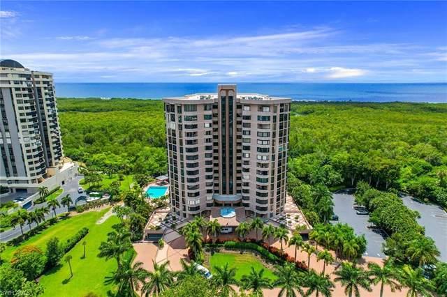 6075 Pelican Bay Blvd #1404, Naples, FL 34108 (#221041112) :: Caine Luxury Team