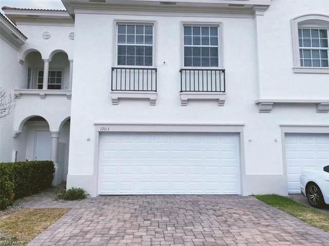 7005 Romana Way #1703, Naples, FL 34119 (MLS #221041216) :: Wentworth Realty Group