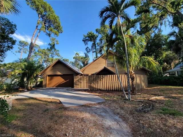 4412 Burton Rd, Naples, FL 34104 (MLS #221041527) :: Realty World J. Pavich Real Estate