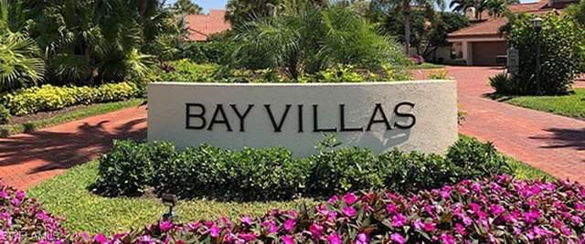 537 Bay Villas Ln #100, Naples, FL 34108 (#221041697) :: Caine Luxury Team