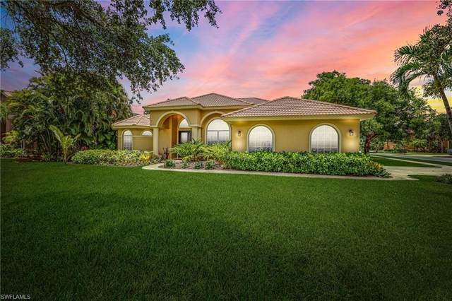 14533 Indigo Lakes Cir, Naples, FL 34119 (MLS #221041801) :: Realty World J. Pavich Real Estate