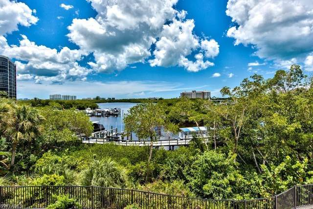 420 Cove Tower Dr #303, Naples, FL 34110 (MLS #221041938) :: Bowers Group | Compass