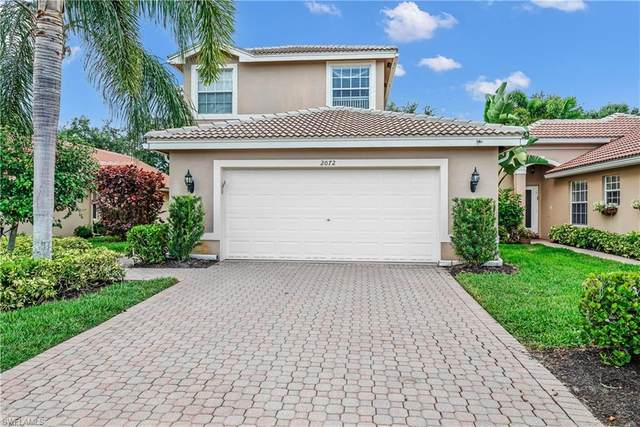 2072 Painted Palm Dr, Naples, FL 34119 (MLS #221042114) :: Wentworth Realty Group