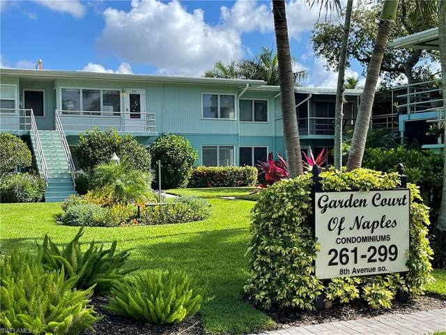 275 8th Ave S #275, Naples, FL 34102 (MLS #221042337) :: Bowers Group | Compass