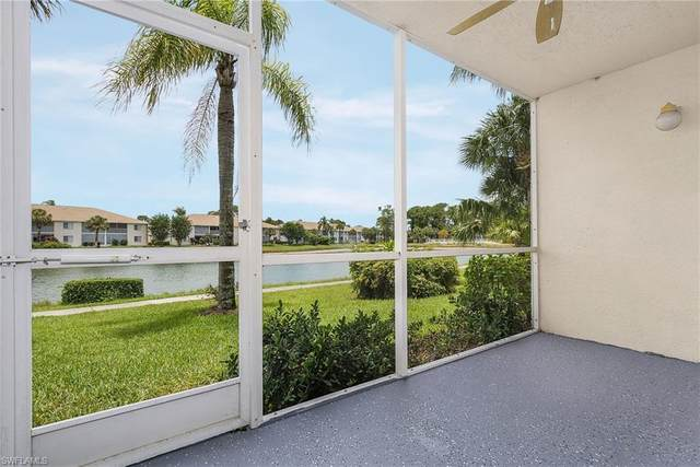 388 Belina Dr #1109, Naples, FL 34104 (MLS #221042459) :: Wentworth Realty Group