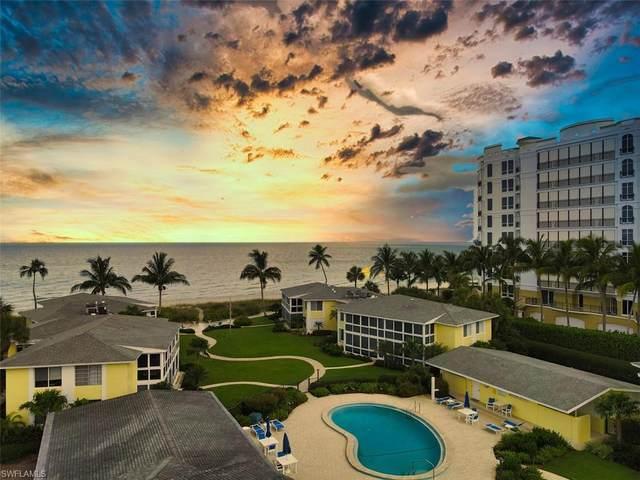 1785 Gulf Shore Blvd N #1, Naples, FL 34102 (MLS #221042557) :: Realty World J. Pavich Real Estate