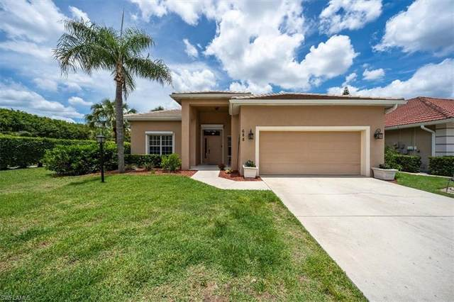 688 Provincetown Dr, Naples, FL 34104 (#221042625) :: Equity Realty