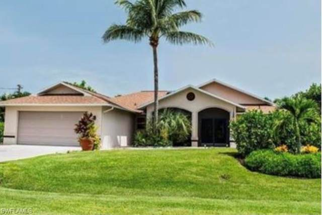 2835 SW 33RD Ter, Cape Coral, FL 33914 (MLS #221042631) :: The Naples Beach And Homes Team/MVP Realty