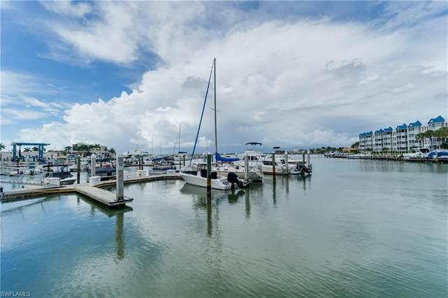 1023 Anglers Cv E-306, Marco Island, FL 34145 (MLS #221042740) :: Avantgarde