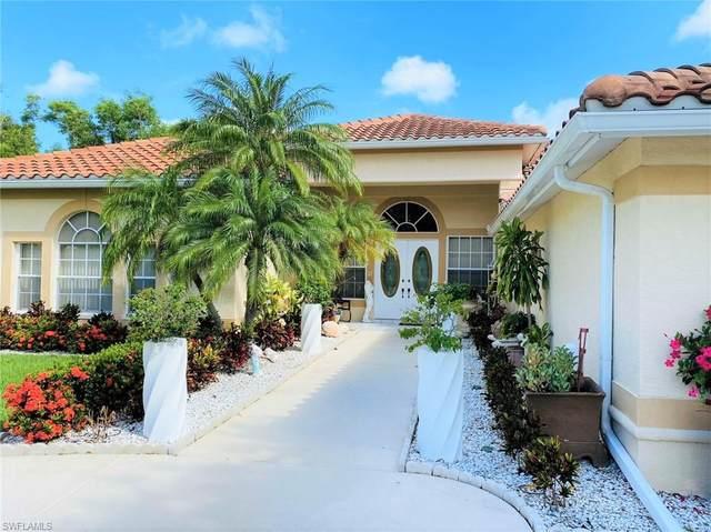 121 Palmetto Dunes Cir, Naples, FL 34113 (#221042779) :: Caine Luxury Team