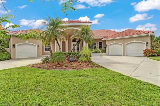 669 West St, Naples, FL 34108 (#221042800) :: Earls / Lappin Team at John R. Wood Properties