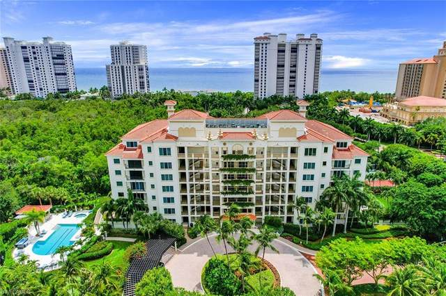 8720 Bay Colony Dr #403, Naples, FL 34108 (#221042817) :: Caine Luxury Team