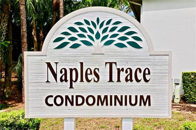 2334 Naples Trace Cir #1008, Naples, FL 34109 (MLS #221042828) :: Medway Realty