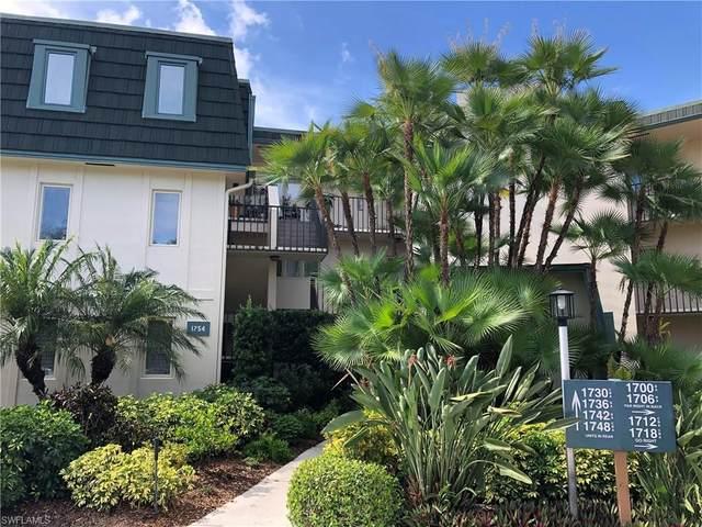 1730 Bald Eagle Dr 511A, Naples, FL 34105 (MLS #221042950) :: Realty World J. Pavich Real Estate