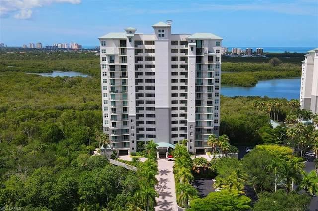 425 Cove Tower Dr #1202, Naples, FL 34110 (MLS #221043133) :: Avantgarde