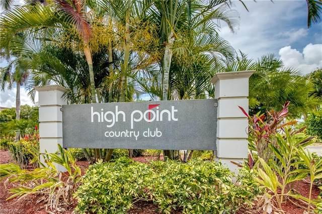 37 High Point Cir E #407, Naples, FL 34103 (MLS #221043298) :: Premiere Plus Realty Co.