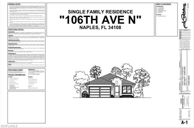 803 106TH Ave N, Naples, FL 34108 (MLS #221043424) :: Premiere Plus Realty Co.
