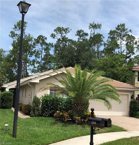 1265 Barrigona Ct, Naples, FL 34119 (MLS #221043449) :: Bowers Group | Compass