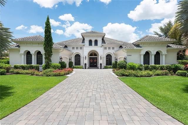 6393 Highcroft Dr, Naples, FL 34119 (MLS #221043456) :: Dalton Wade Real Estate Group