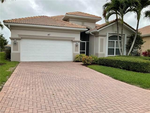 47 Glen Eagle Cir, Naples, FL 34104 (MLS #221043557) :: Bowers Group | Compass