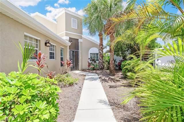 1262 Silverstrand Dr, Naples, FL 34110 (MLS #221043677) :: Team Swanbeck