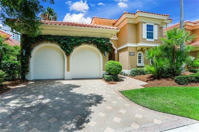 8727 La Palma Ln, Naples, FL 34108 (MLS #221043704) :: #1 Real Estate Services
