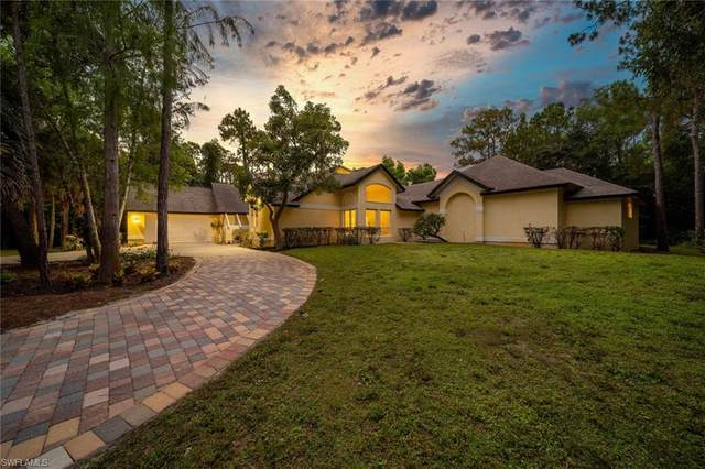 5881 Painted Leaf Ln, Naples, FL 34116 (MLS #221043744) :: Realty Group Of Southwest Florida