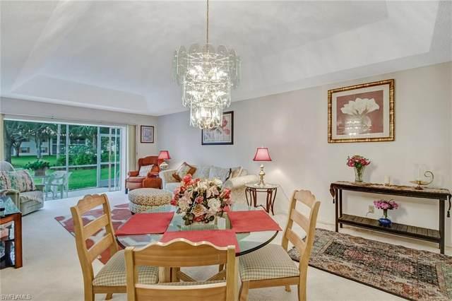 529 Mardel Dr #305, Naples, FL 34104 (MLS #221043783) :: #1 Real Estate Services