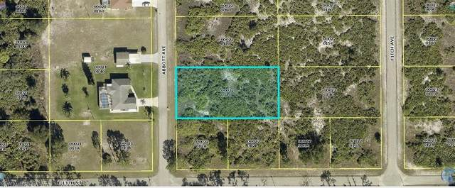 1302 Abbott Ave, Lehigh Acres, FL 33972 (#221044104) :: The Dellatorè Real Estate Group