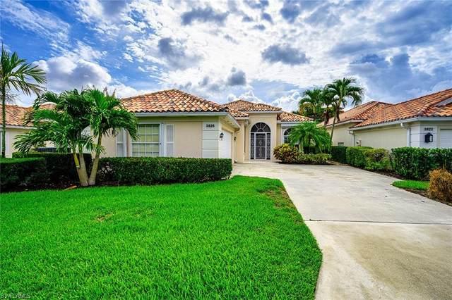 3826 Huelva Ct, Naples, FL 34109 (MLS #221044231) :: Dalton Wade Real Estate Group