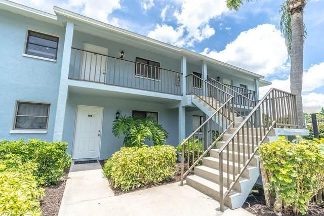 28121 Pine Haven Way #110, Bonita Springs, FL 34135 (MLS #221044332) :: Premiere Plus Realty Co.