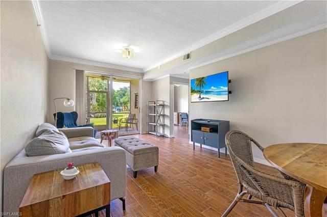 10126 Villagio Palms Way #107, Estero, FL 33928 (MLS #221044359) :: Realty World J. Pavich Real Estate