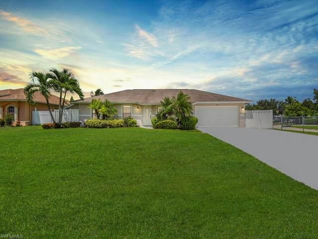 2990 52nd St SW, Naples, FL 34116 (MLS #221044371) :: Realty World J. Pavich Real Estate