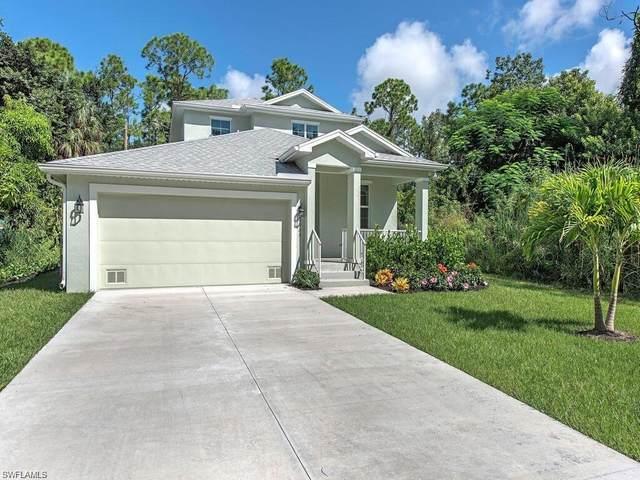 2955 Pine Tree Dr, Naples, FL 34112 (MLS #221044393) :: #1 Real Estate Services