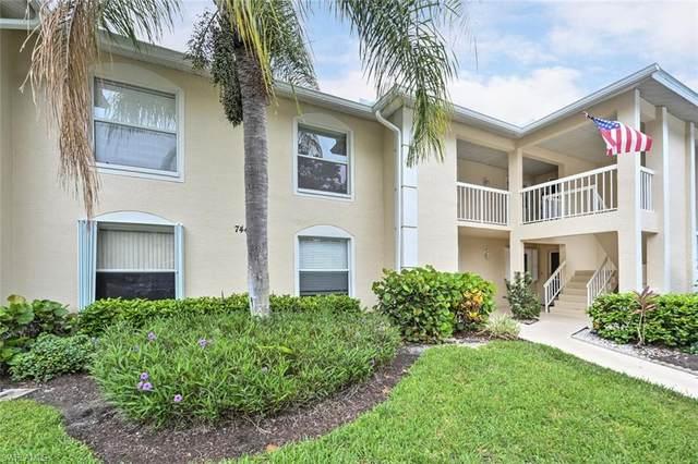 744 Landover Cir #204, Naples, FL 34104 (MLS #221044757) :: Clausen Properties, Inc.