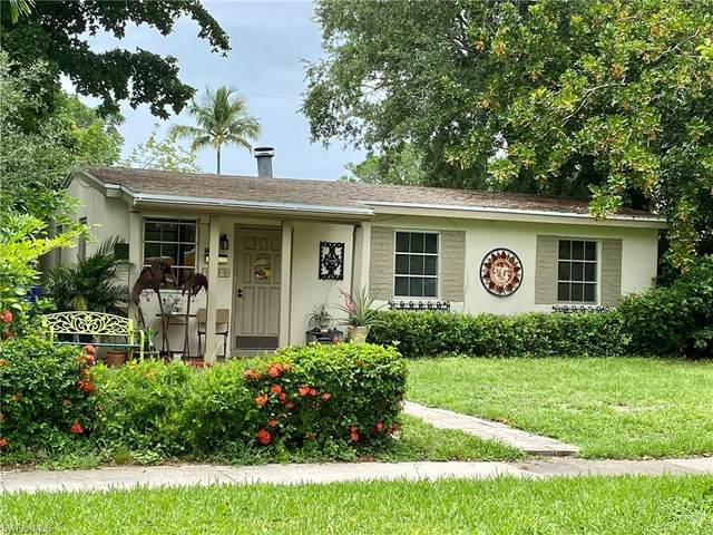 1125 8th Ave N, Naples, FL 34102 (MLS #221044801) :: Realty World J. Pavich Real Estate
