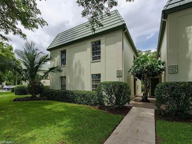 110 Bobolink Way 10B, Naples, FL 34105 (MLS #221044982) :: Realty World J. Pavich Real Estate