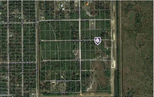 7573 1st Ter, Labelle, FL 33935 (MLS #221044999) :: Wentworth Realty Group