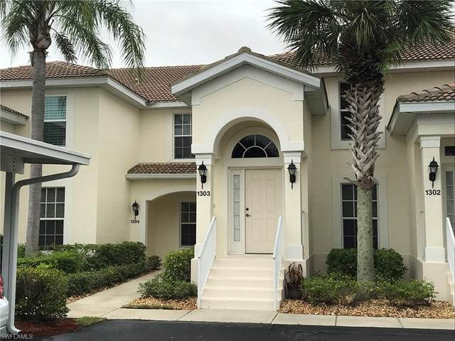 10133 Colonial Country Club Blvd #1303, Fort Myers, FL 33913 (MLS #221045019) :: Realty Group Of Southwest Florida