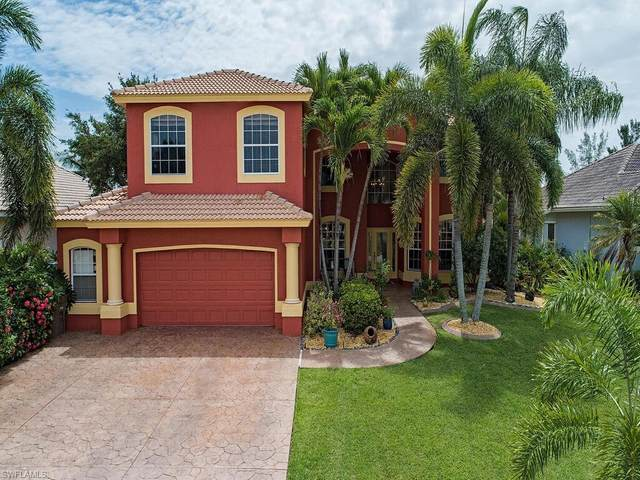 5409 SW 25th Pl, Cape Coral, FL 33914 (MLS #221045074) :: Realty Group Of Southwest Florida