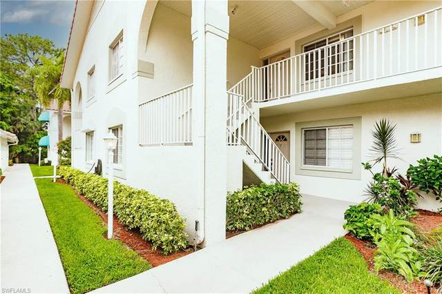 320 Gabriel Cir #3608, Naples, FL 34104 (MLS #221045184) :: Domain Realty