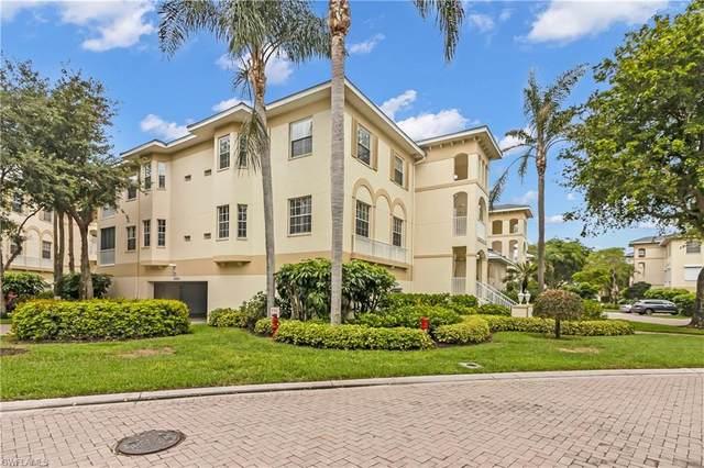 755 Bentwater Cir 9-101, Naples, FL 34108 (#221045186) :: The Dellatorè Real Estate Group