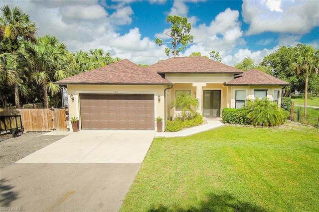 1879 Everglades Blvd S, Naples, FL 34117 (MLS #221045380) :: Realty World J. Pavich Real Estate