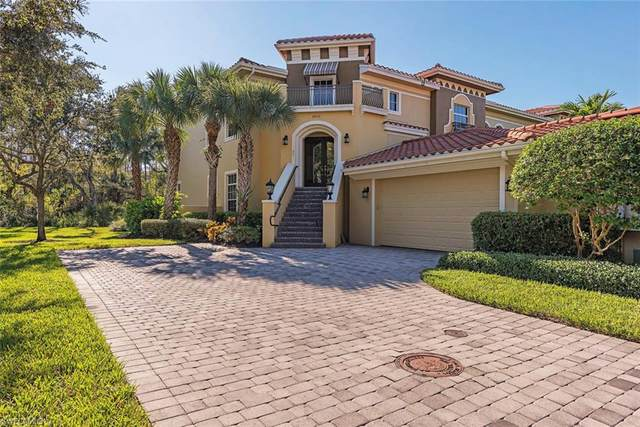 28570 Calabria Ct #201, Naples, FL 34110 (MLS #221045472) :: Wentworth Realty Group