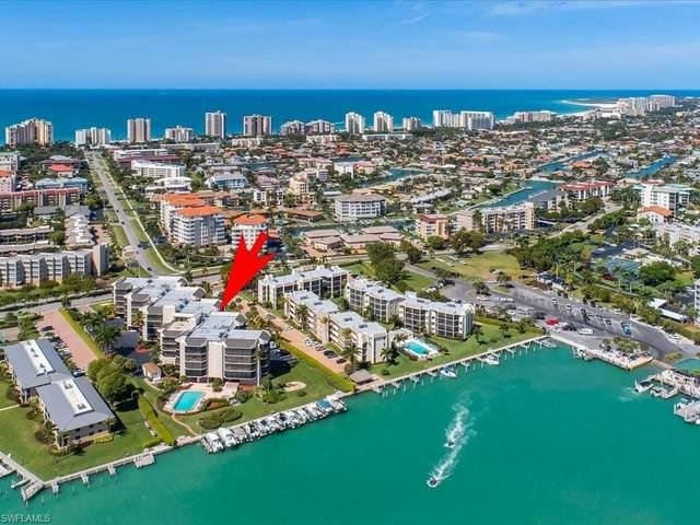 961 Collier Ct #203, Marco Island, FL 34145 (MLS #221045482) :: Clausen Properties, Inc.