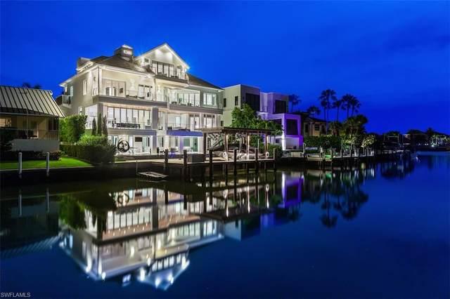 260 Channel Dr, Naples, FL 34108 (MLS #221045589) :: Team Swanbeck