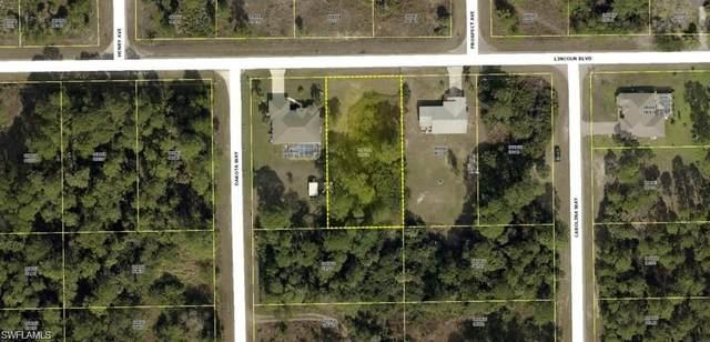 503 Lincoln Blvd, Lehigh Acres, FL 33936 (#221045726) :: The Dellatorè Real Estate Group