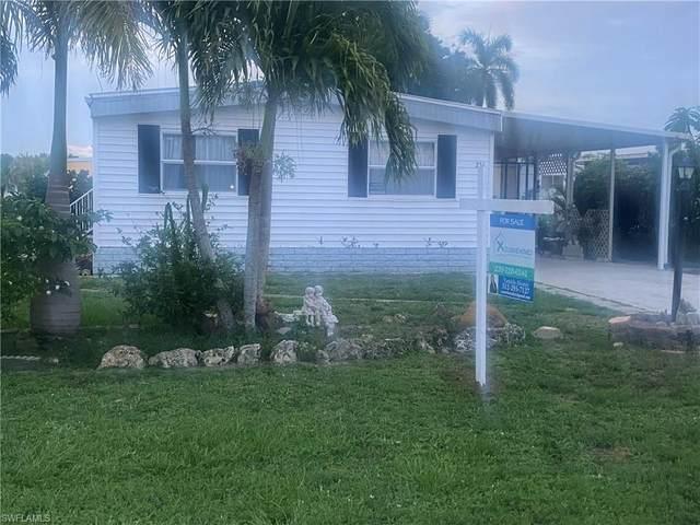 251 Pine Key Ln #197, Naples, FL 34114 (MLS #221045738) :: Team Swanbeck