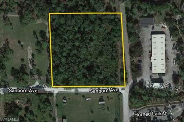 XXX Sanborn Ave, Naples, FL 34120 (MLS #221045838) :: Wentworth Realty Group
